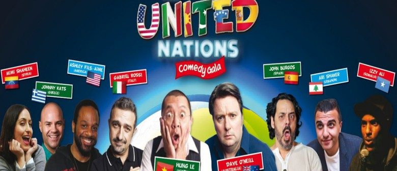 The United Nations Comedy Spectacular