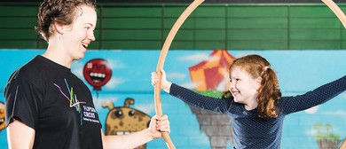 Flipside Circus – School Holiday Workshops