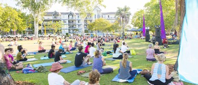 Yoga Day Festival