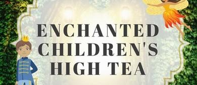 Children's Enchanted High Tea