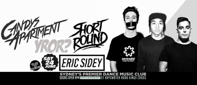 Yror?, Short Round and Eric Sidey