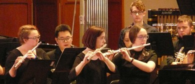 Lunchtime Concert Series – ECWO