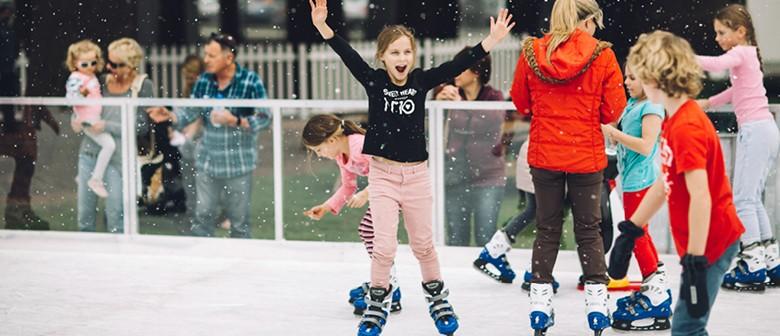 Winter Garden Ice Skating