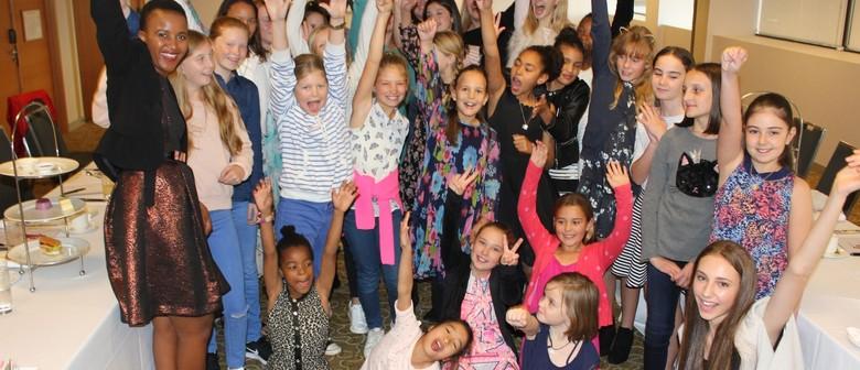 High Tea Girls Leadership Program