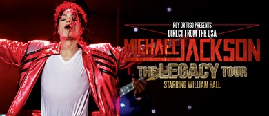 Michael Jackson – The Legacy Tour