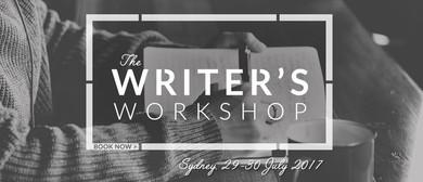 Writer's Workshop Sydney 2017