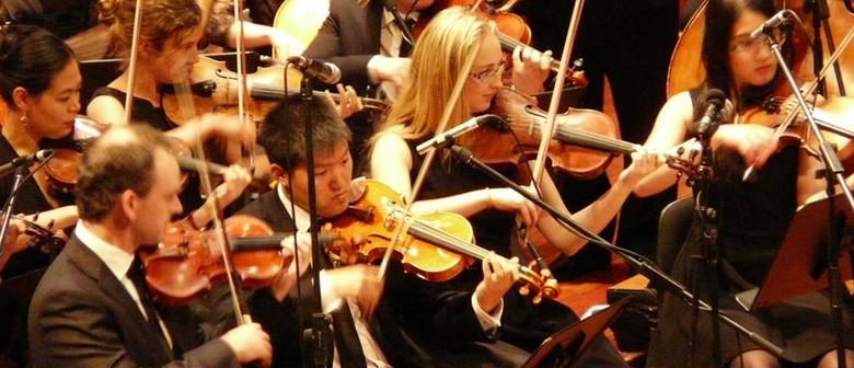 Evening Concert Series – ECSO with Jazz Ensemble