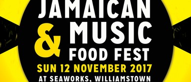 The Jamaican Music and Food Festival 2017