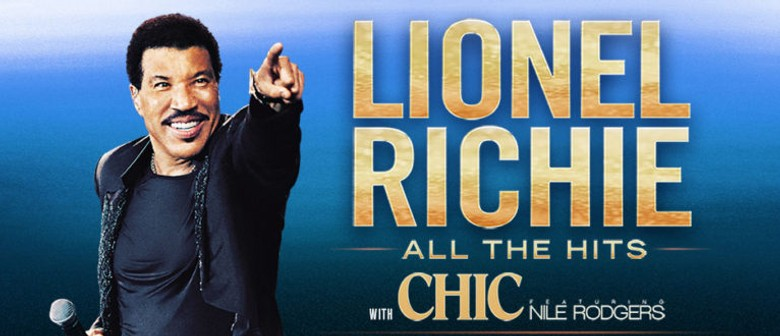 Lionel Richie – All The Hits Tour