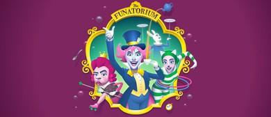 The Funatorium Mad Hatter's Tea Party