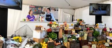 2017 Bundy Flavours and Winterfeast Farmers Market