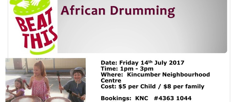 Beat This African Drumming