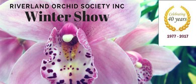 Riverland Orchid Society Winter Show 2017