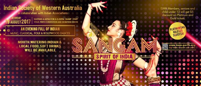 Sangam – The Spirit of India 2017