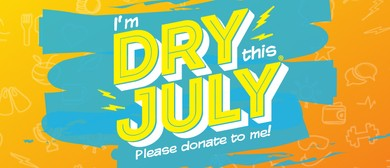 Dry July Fundraiser Sausage Sizzle