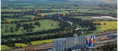 National Ballooning Championships 2017