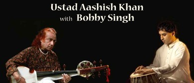 Indian Classical Music By Ustad Aashish Khan & Bobby Singh