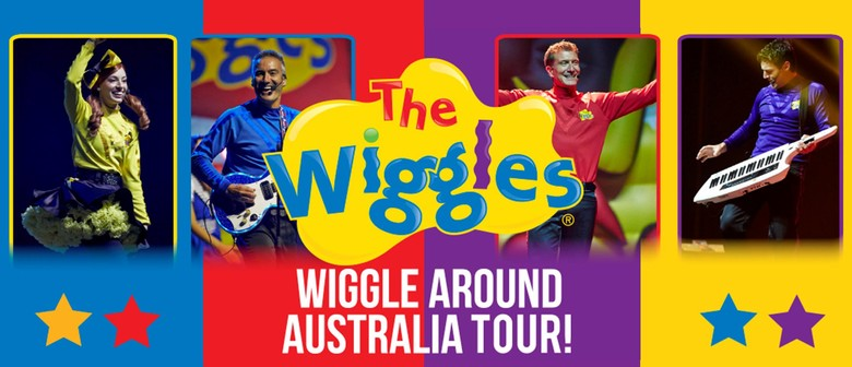 The Wiggles – Wiggle Around Australia Tour: SOLD OUT