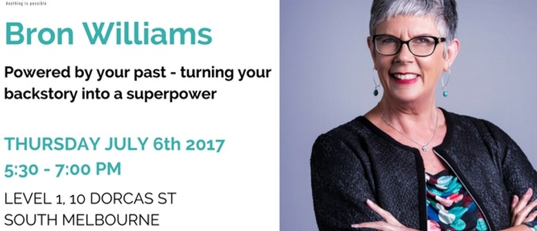 Powered By Your Past – Your Backstory Into a Superpower