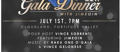 Gala Dinner With Jimeoin and Vince Sorrenti