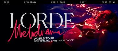 Lorde – Melodrama World Tour