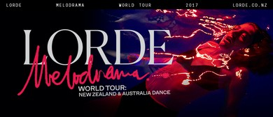 Lorde – Melodrama World Tour