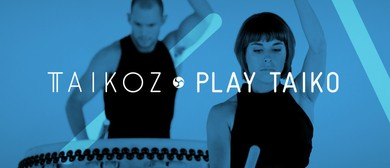Play Taiko Intro Workshop