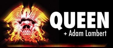 Queen + Adam Lambert Australian Arena Tour