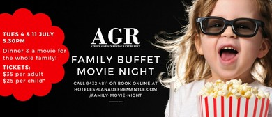 Family Buffet Movie Night