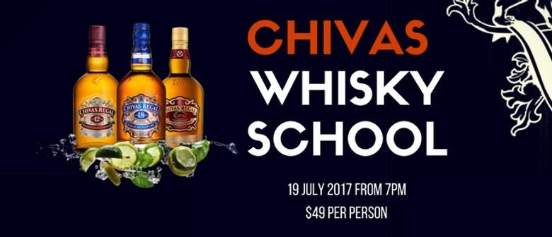 Chivas Whisky School