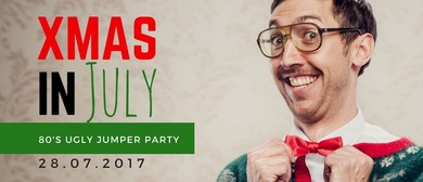 Christmas In July – 80s Party Edition