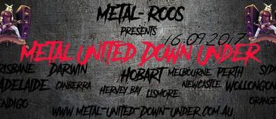 Metal United Down Under