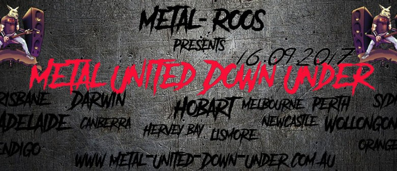 Metal United Down Under