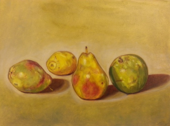 Introduction To Oil Painting Fundamentals