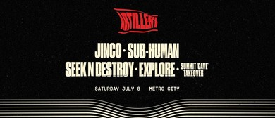 Artillery Feat. Jinco, Sub-Human, Seek N Destroy and Explore