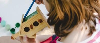 Craft Village – Make Your Own Bird