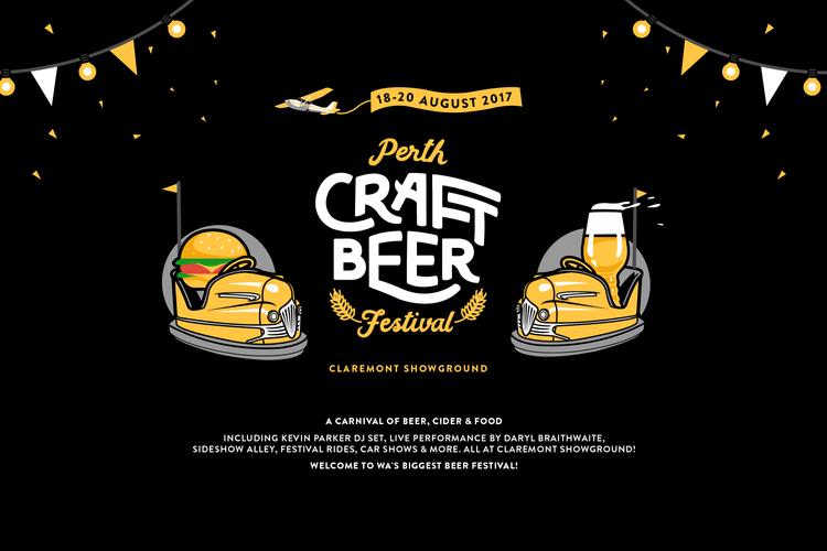 Craft Beer Perth Festival