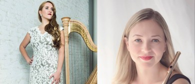 Beneath the Midnight Sun - Harp & Flute Recital