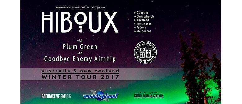 Hiboux Australian Tour 2017