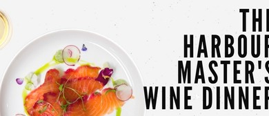 The Harbour Master Wine Dinner Series