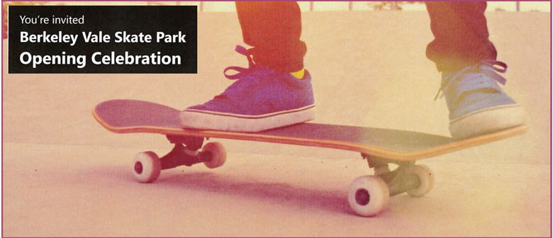 Skate Park Opening Celebration