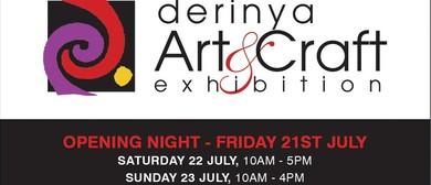 Derinya Art and Craft Exhibition