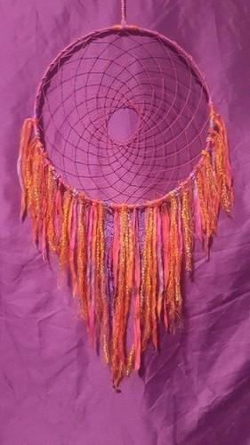 Dream catcher weaving workshop gosford eventfinda for Dreamcatcher weave patterns