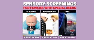 Sensory Screening – Despicable Me 3