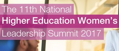 The 11th National Higher Education Women's Leadership Summit
