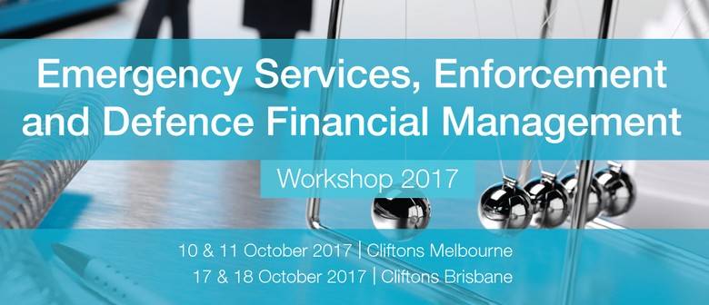 Emergency Services, Enforcement and Defence Financial Manage