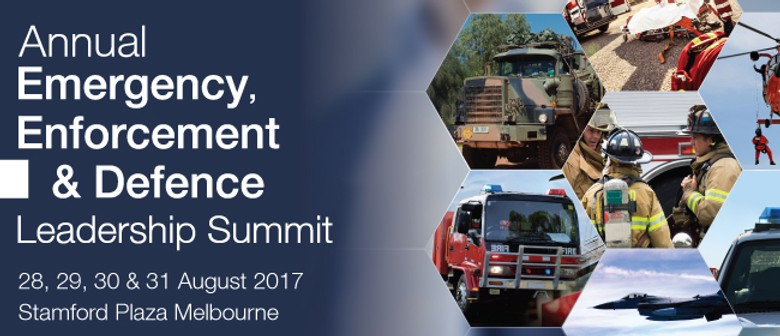 The 4th Annual Emergency Services, Enforcement and Defence