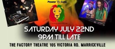 One Love – Reggae and Dance Hall Night