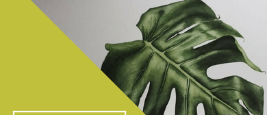 Foliage Illustration Workshop With Jessie Ford