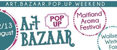Art Bazaar Pop-Up Weekend